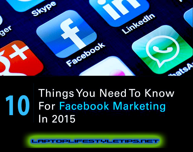 10 Facebook Marketing Tips For 2015-2016