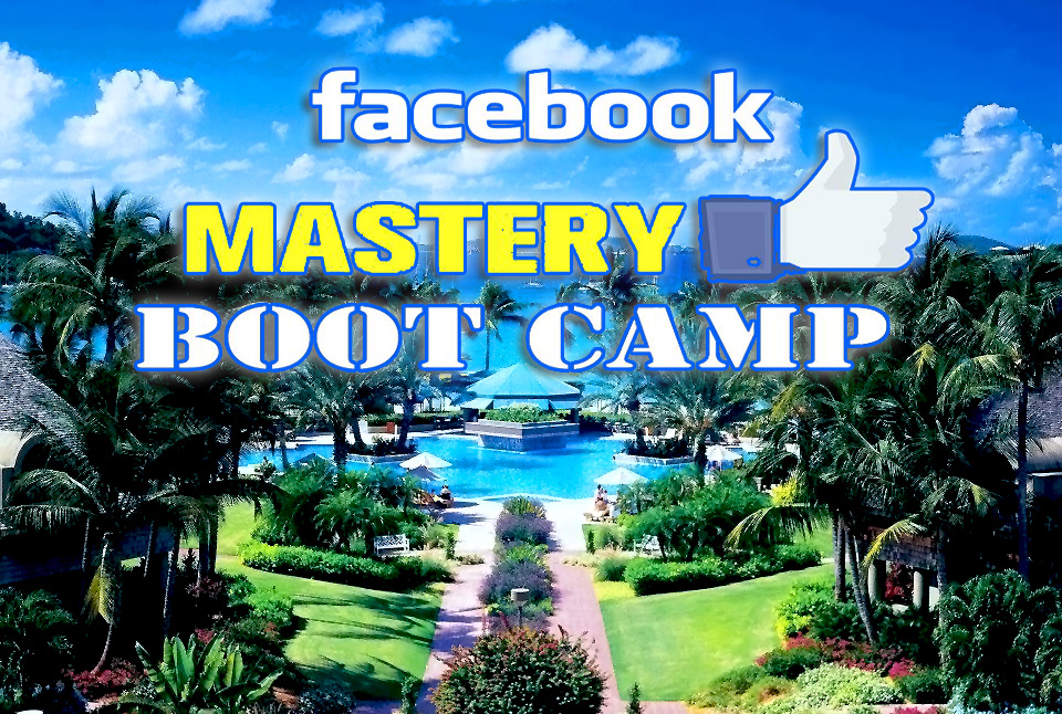 Create Massive Sales & Conversions Thru Social Media Marketing On Facebook The RIGHT Way! JOIN the 28 Day Facebook Mastery Boot Camp.
