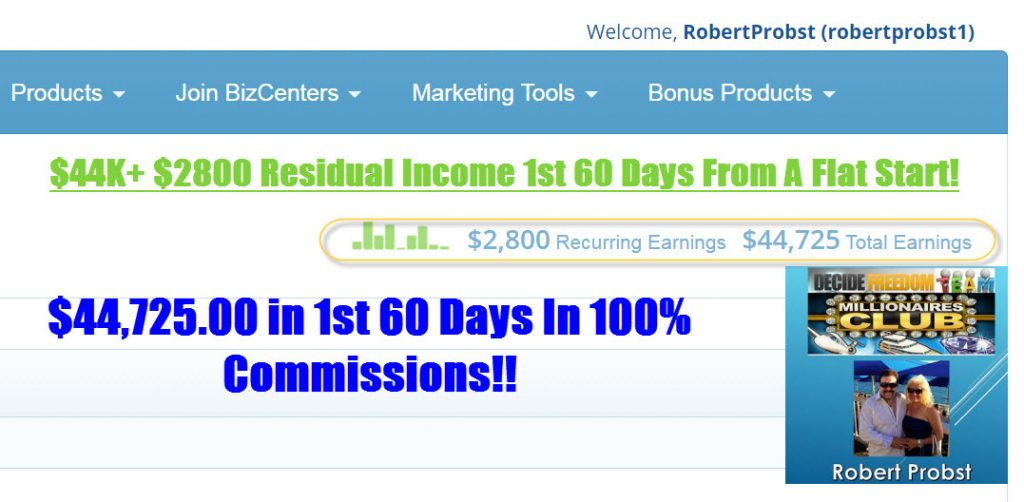 Almost $45,000 in my 1st 60 Days :)