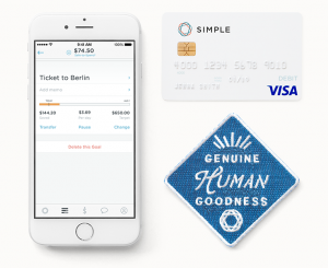 Simple Debit Card